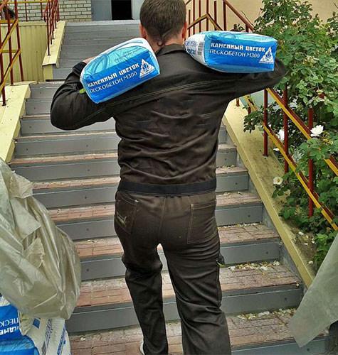 Доставка строительных материалов на заказ в Москве